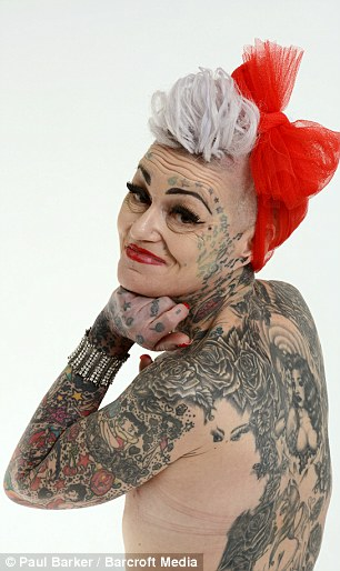 Mother Who Covered 80 Of Her Body With Tattoos After Ideas And Designs