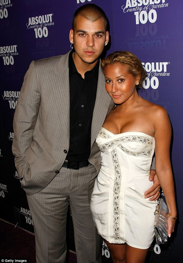 Rob Kardashian S Ex Adrienne Bailon Announces Engagement Ideas And Designs