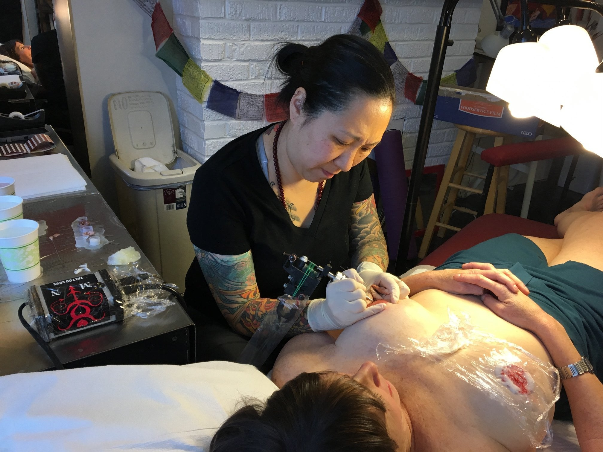 I Was Ashamed To Want N*Ppl* Tattoos After My Mastectomy Ideas And Designs