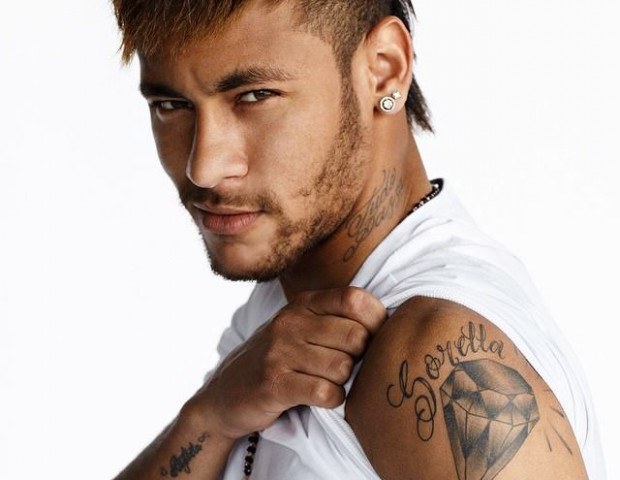 Revealed The Meanings Behind Neymar S Tattoos Www Ideas And Designs