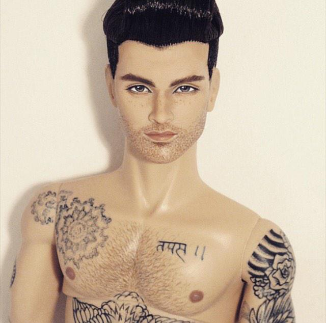 Gory Ghoul On Twitter Apparently An Adam Levine Doll Ideas And Designs