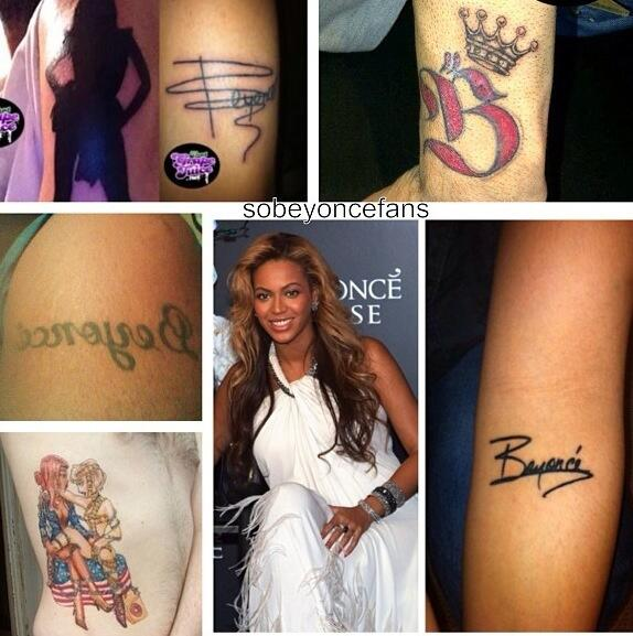 Ilexis Brown On Twitter Beyhive Beyonce Tattoos Ideas And Designs