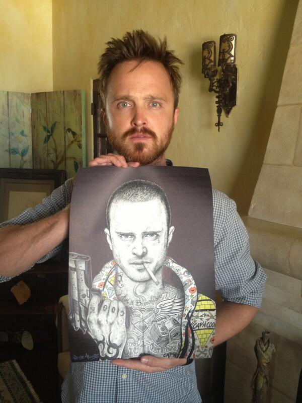 Inked Ikons On Twitter Jesse Pinkman Inked Prints Ideas And Designs