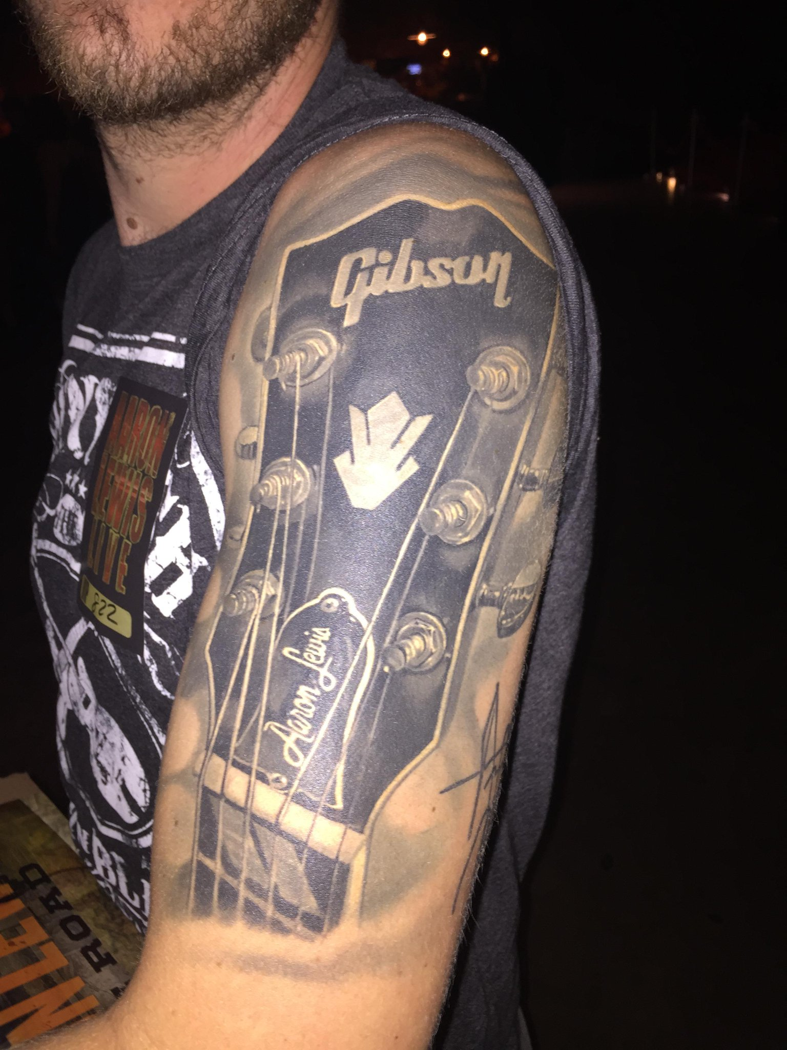 Aaron Lewis On Twitter Awesome Fan Tattoo Right Here Do Ideas And Designs