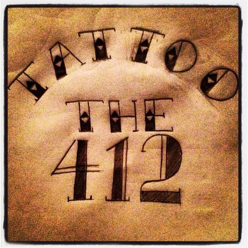 Tattoo The 412 Tatthe412 Twitter Ideas And Designs