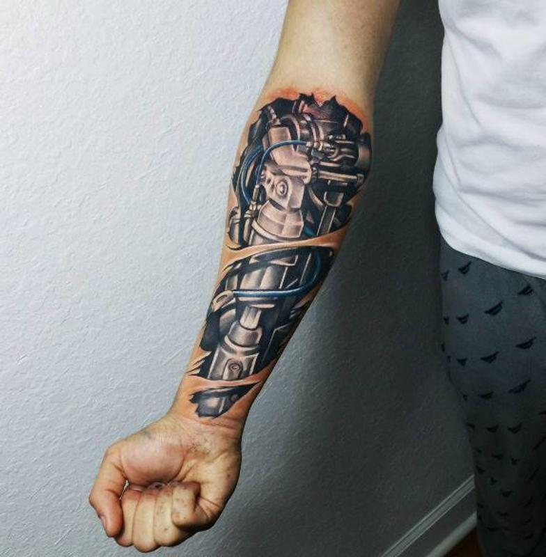 Biomechanical Tattoo Design For Android Apk Download Ideas And Designs