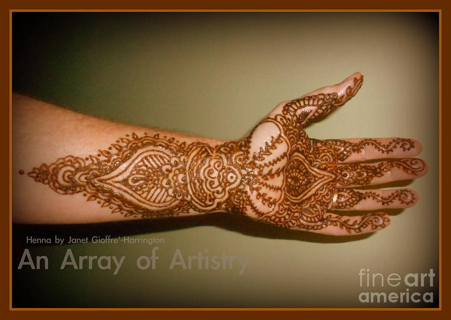 Big Henna Hand Drawing By Henna Tattoos Ogden Utah Ideas And Designs