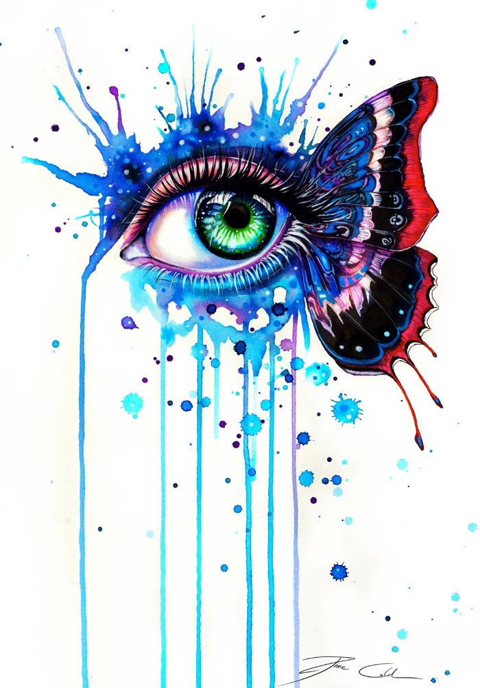 Fragile Soul Signed Art Print Ideas And Designs