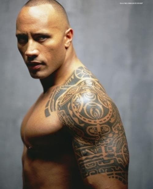 The Rock Tattoos List Of The Rock Tattoo Designs Ideas And Designs