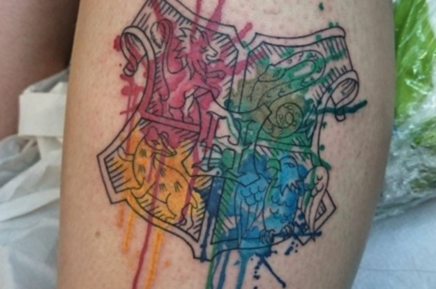 Show Us Your Watercolor Tattoos Ideas And Designs