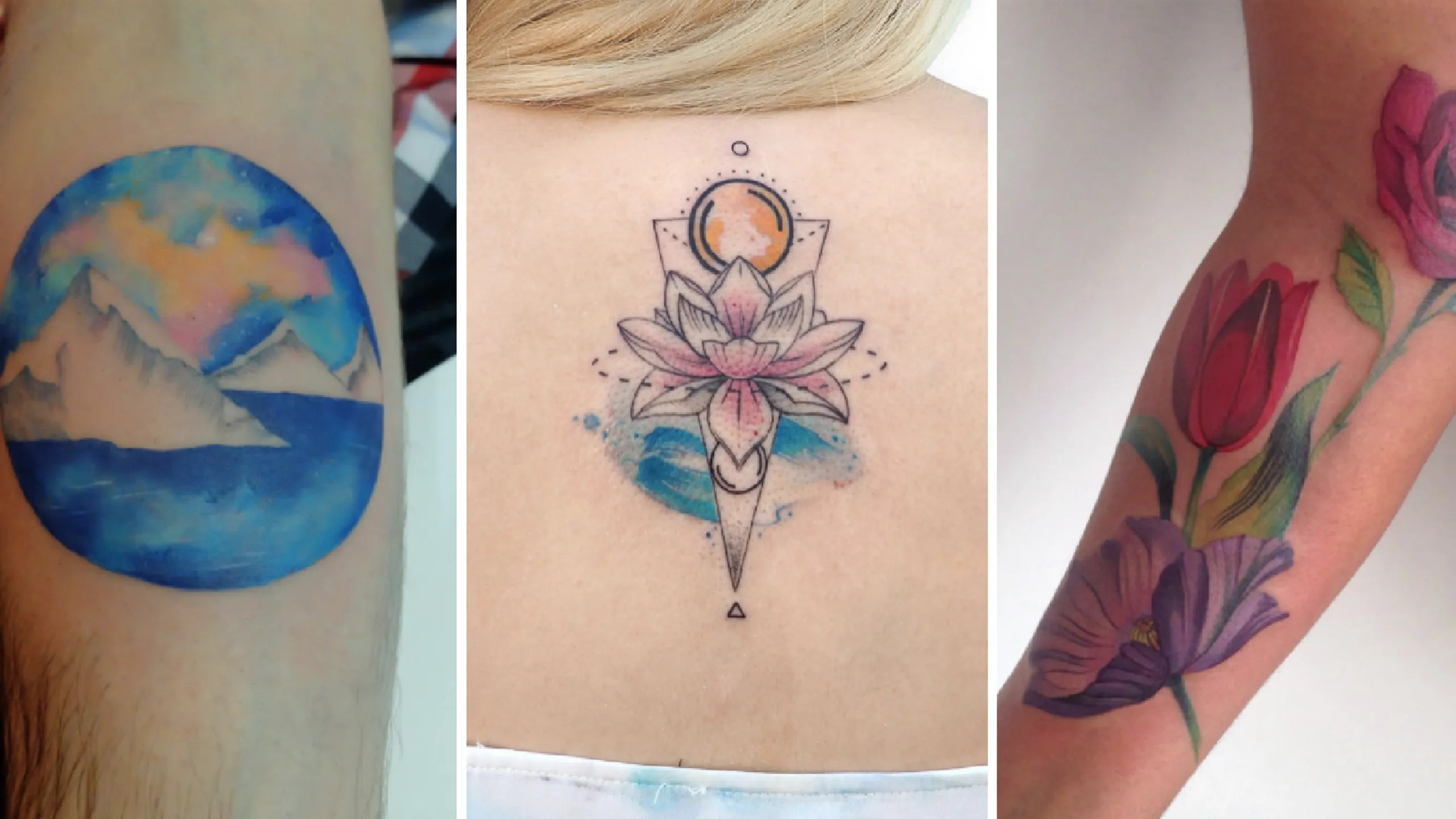 23 Stunning Watercolor Tattoo Ideas Best Watercolor Ideas And Designs