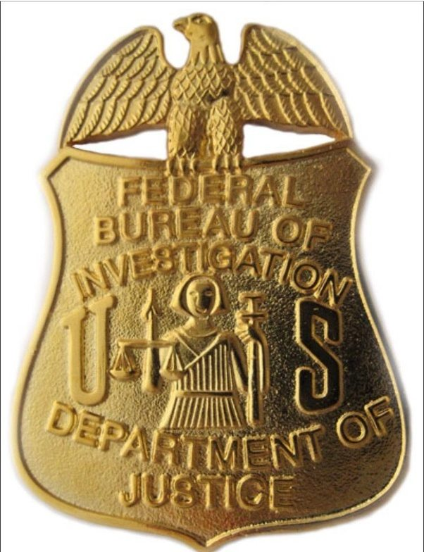 What Does An Fbi Badge Look Like Quora Ideas And Designs