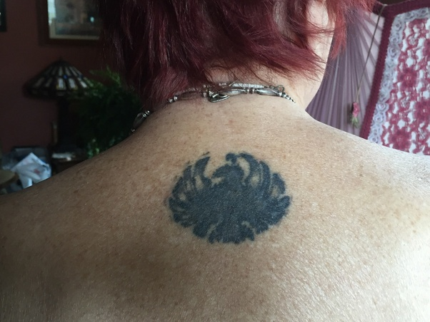 How Long Do Tattoos Last Before They Begin To Fade Quora Ideas And Designs