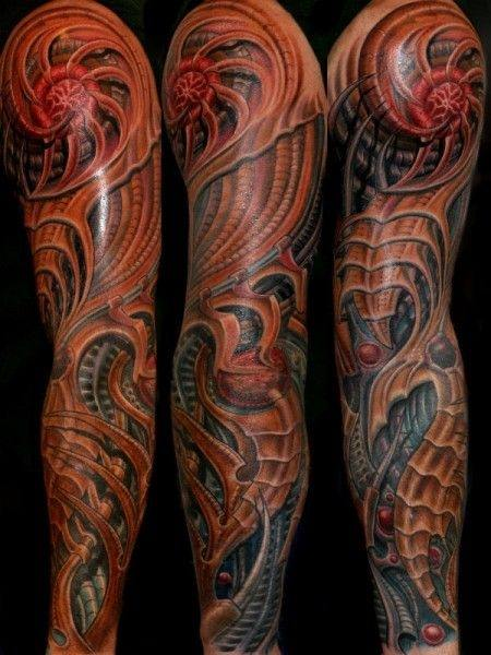 What Are Bio Organic Tattoos How Do They Work Quora Ideas And Designs