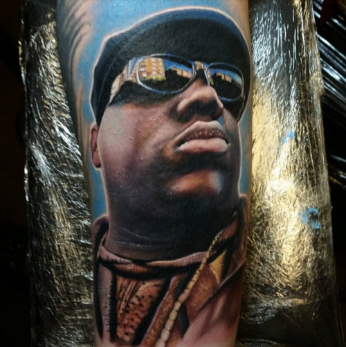 Notorious Big Tattoo Tumblr Ideas And Designs