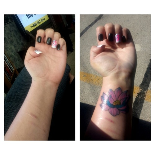 Wrist Tattoo On Tumblr Ideas And Designs