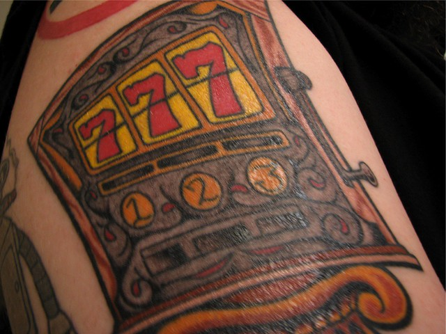 777 Arm Tattoo Flickr Photo Sharing Ideas And Designs
