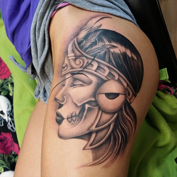 Marc Skiles Rose And Raven Tattoo Parlour Ideas And Designs