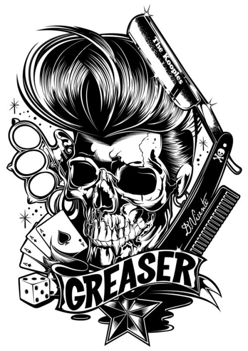 Rockabilly Art On Tumblr Ideas And Designs