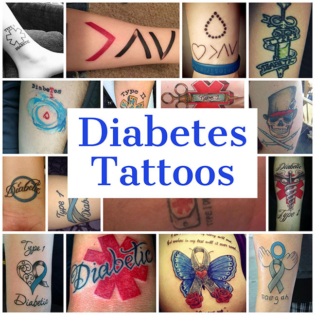 Diabetic Ink Ideas And Designs