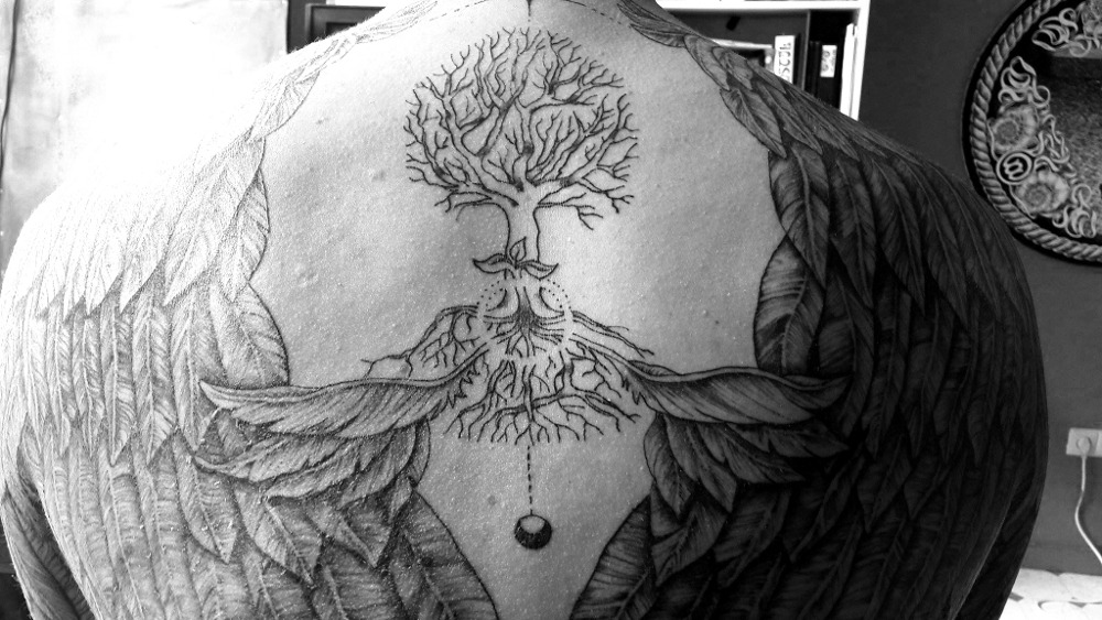 Nero Morens Tattoo Studio — As Above So Below Ideas And Designs