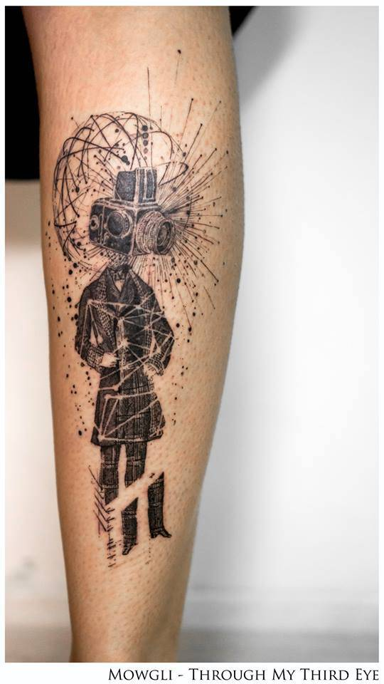 George Orwell S 1984 Inspired Graphic Tattoo Ideas And Designs