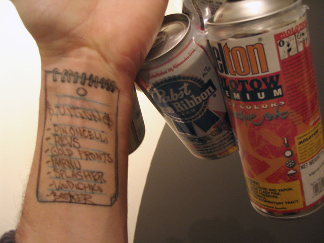 Tattoo Idea Notes 2 1 08 O V E R U N D E R Flickr Ideas And Designs