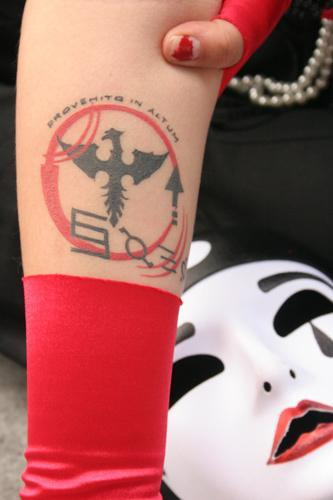 30 Seconds To Mars Tattoo Bloochick Bloochick Flickr Ideas And Designs