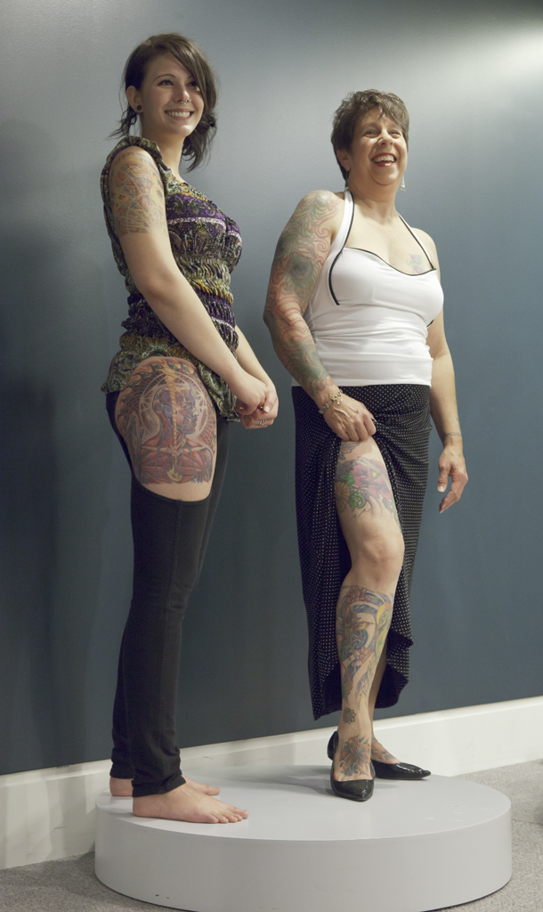 Deep Ink Tattoo Legend Lyle Tuttle Volunteers Show Off Ideas And Designs