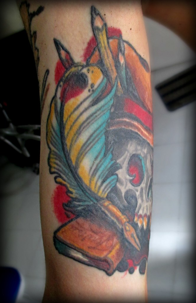Healed Tattoo 2014 Andrea Nekrofelia Flickr Ideas And Designs