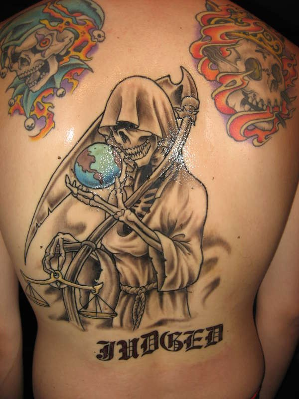 138 Extremely Large Tattoos 138 Photos Klyker Com Ideas And Designs