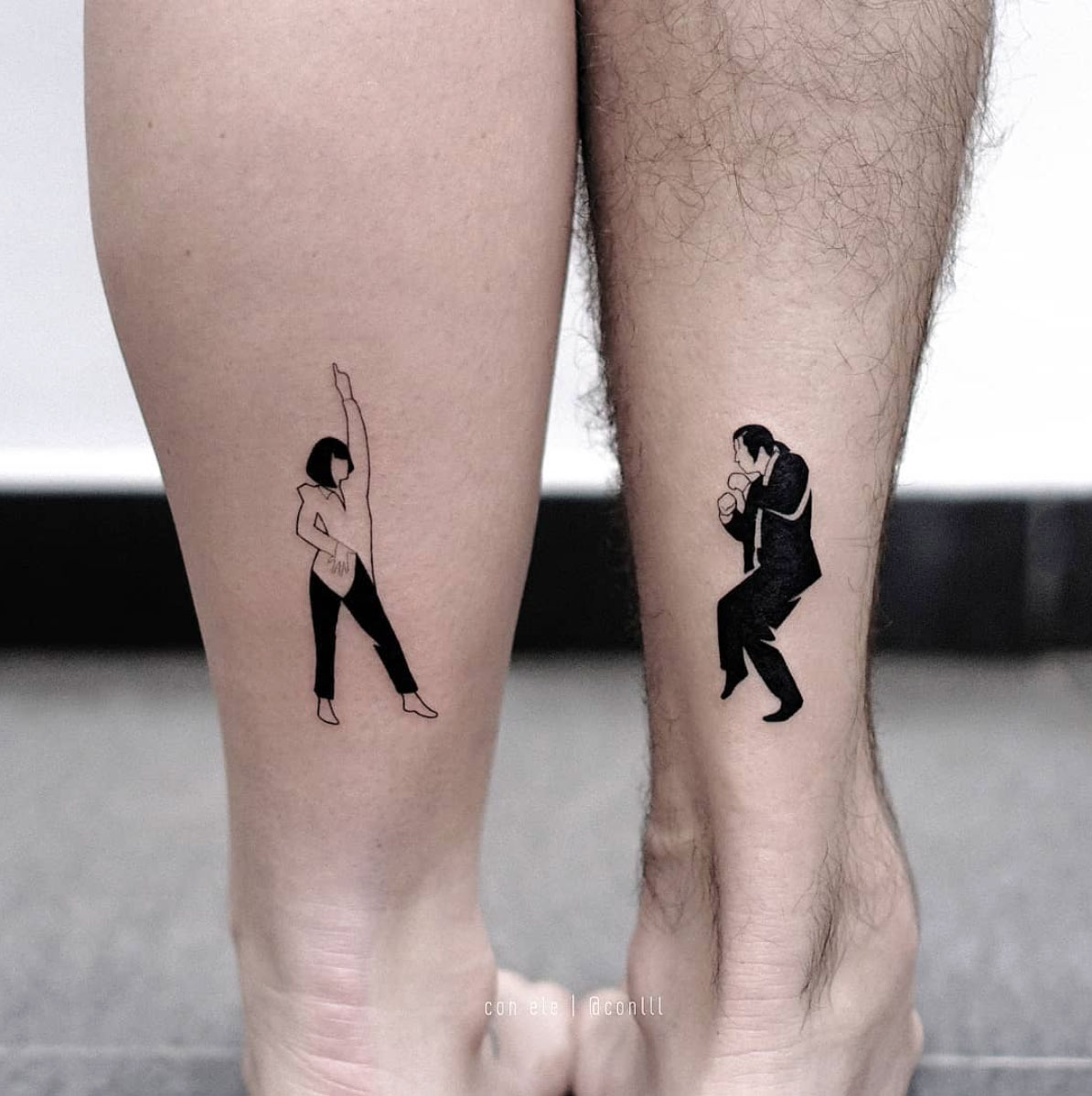 60 Couple Tattoos We Promise You Ll Love Straight Blasted Ideas And Designs