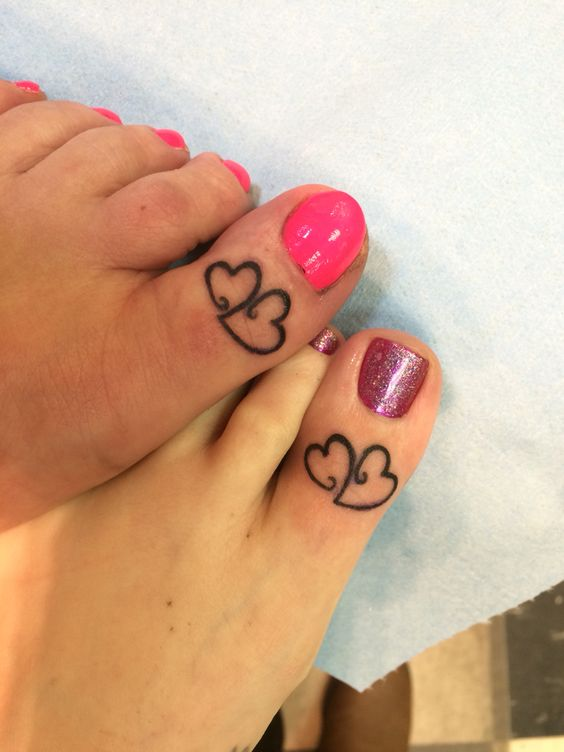 Big Sister Little Sister Tattoos My Sister And I Got Ideas And Designs