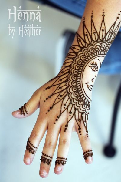 16 Henna Tattoos You Ll Want This Summer Ideas And Designs