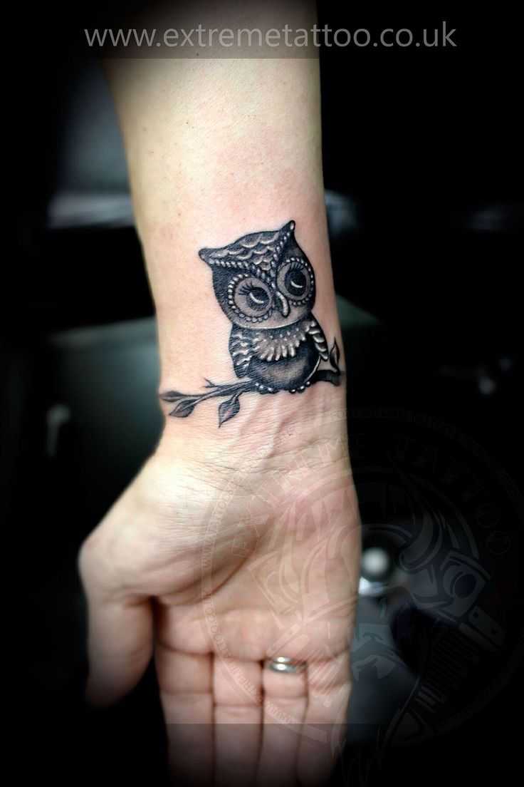 Only Best 25 Ideas About Owl Tattoo Wrist On Pinterest Ideas And Designs