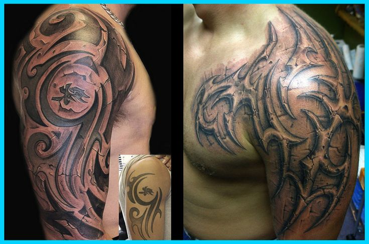 1000 Ideas About 3D Tattoos For Men On Pinterest 3D Ideas And Designs