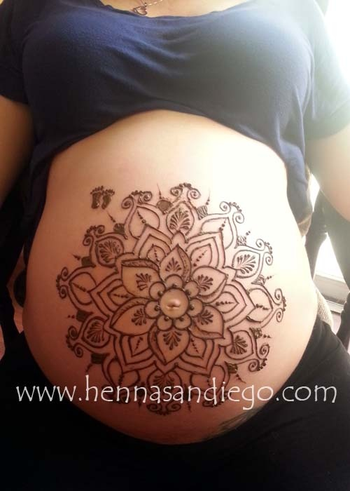 Best 20 Henna Belly Ideas On Pinterest Bump Painting Ideas And Designs
