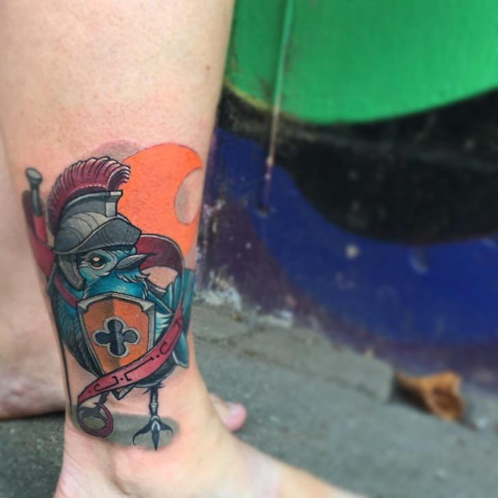 66 Best Images About Ankle Tattoos On Pinterest Inner Ideas And Designs