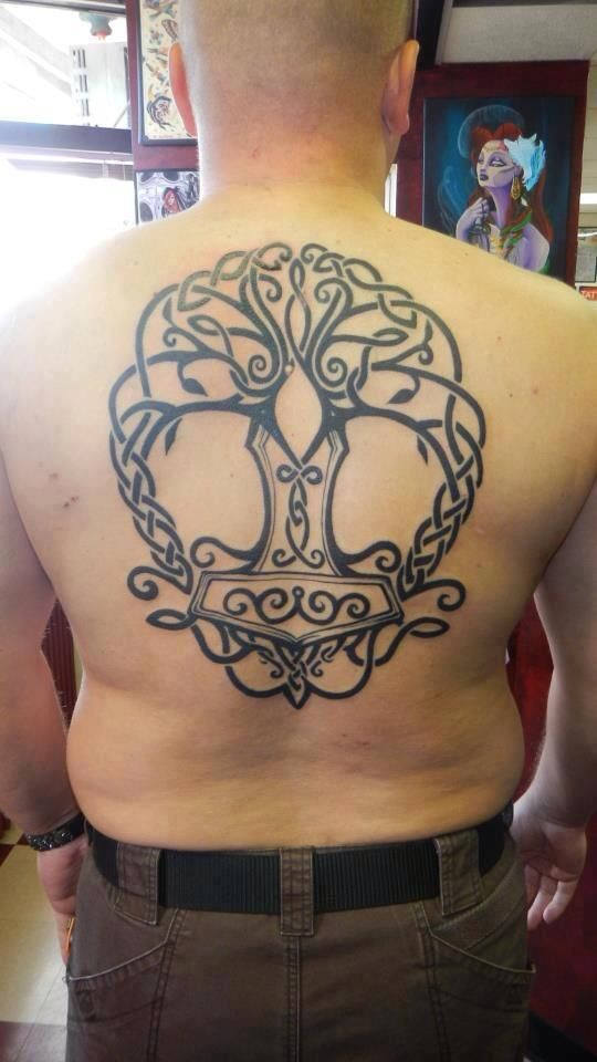 1000 Images About Asatru Tattoos On Pinterest Tree Of Ideas And Designs