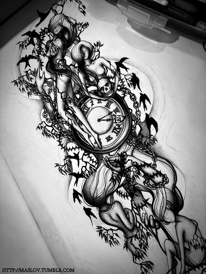 1000 Ideas About Back Thigh Tattoo On Pinterest Tummy Ideas And Designs