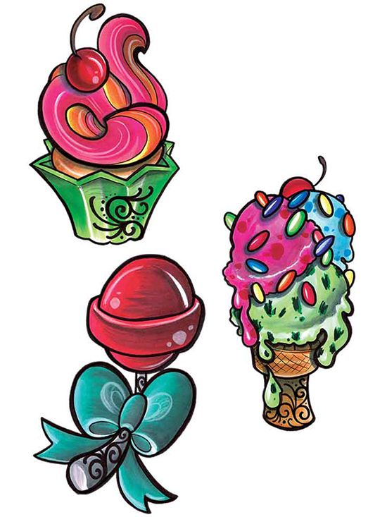 25 Best Ideas About Candy Tattoo On Pinterest Design My Ideas And Designs