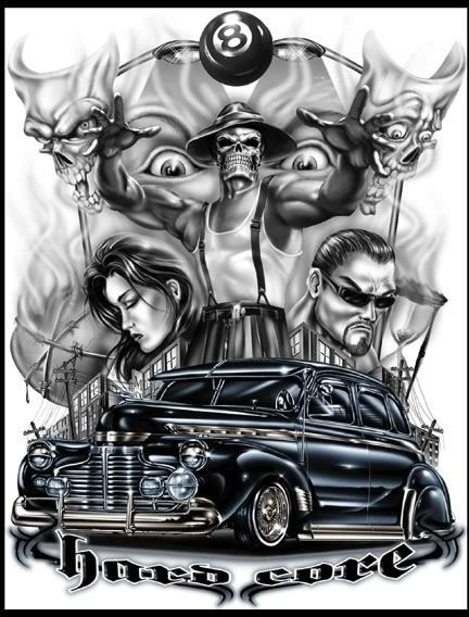 25 Best Ideas About Lowrider Tattoo On Pinterest Ideas And Designs