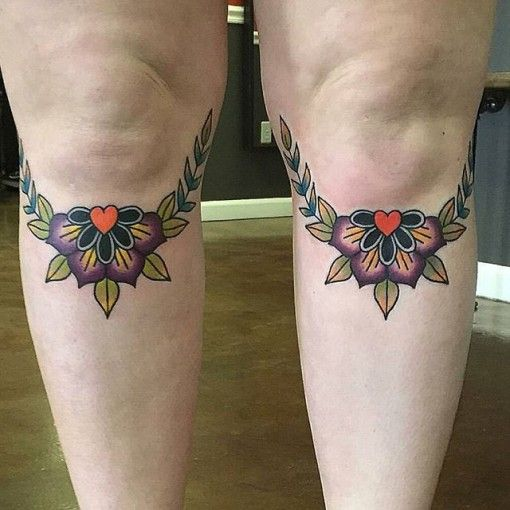 25 Best Ideas About Knee Tattoo On Pinterest Queen Bee Ideas And Designs