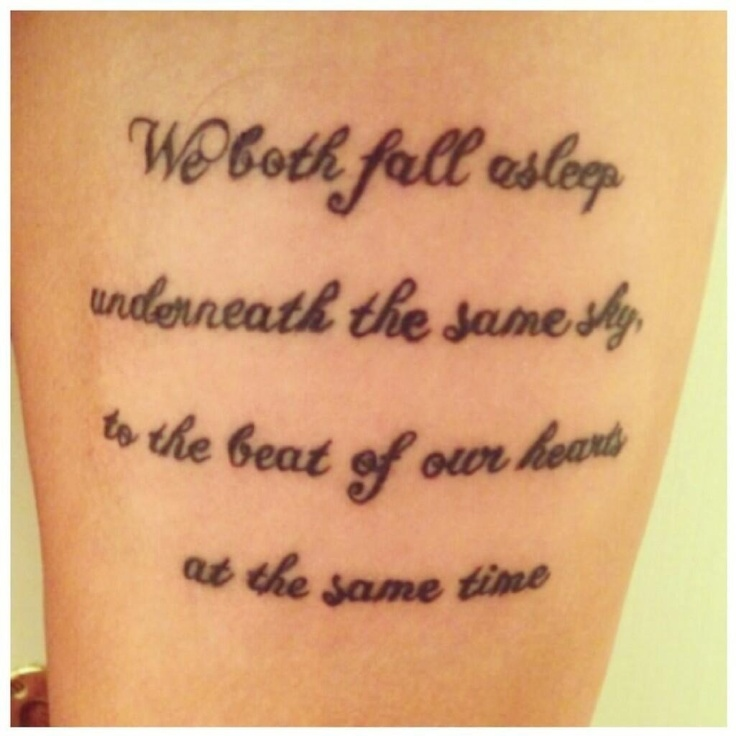 5Sos Beside You Tattoo Tattoos And Piercings Ideas And Designs