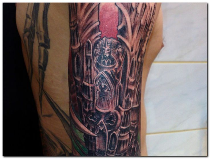Top 25 Ideas About Biomechanical Tattoo On Pinterest Ideas And Designs
