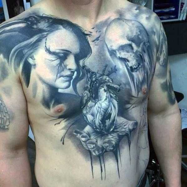 1000 Ideas About Amazing 3D Tattoos On Pinterest 3D Ideas And Designs