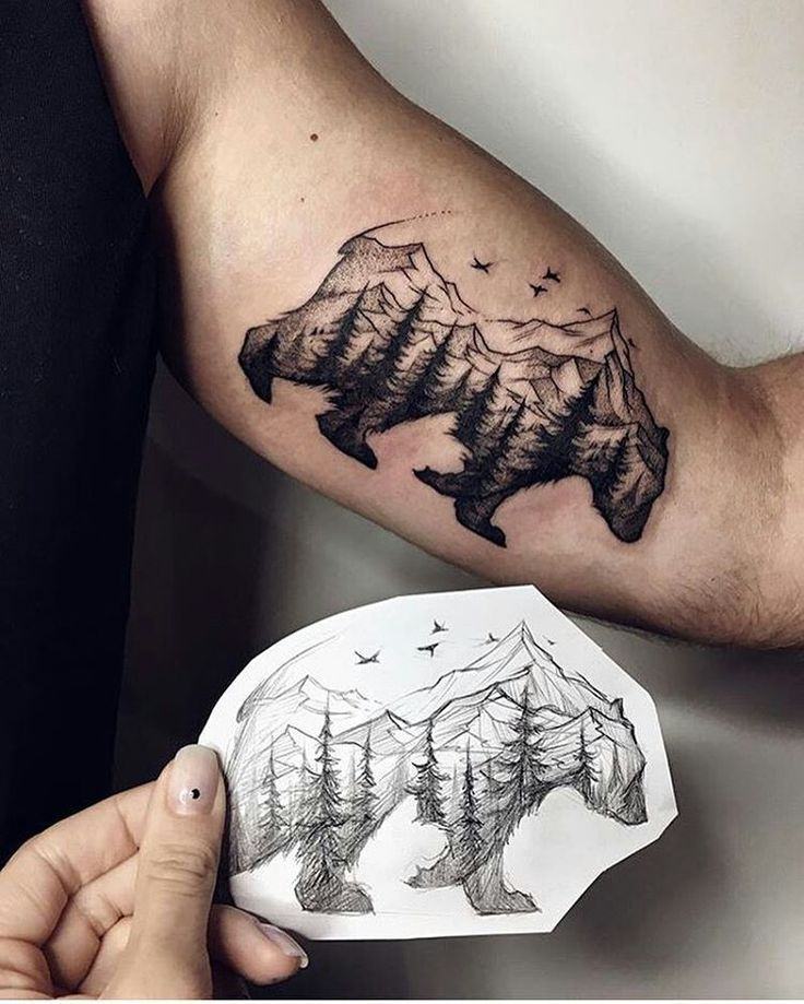 25 Best Ideas About Black Men Tattoos On Pinterest Ideas And Designs