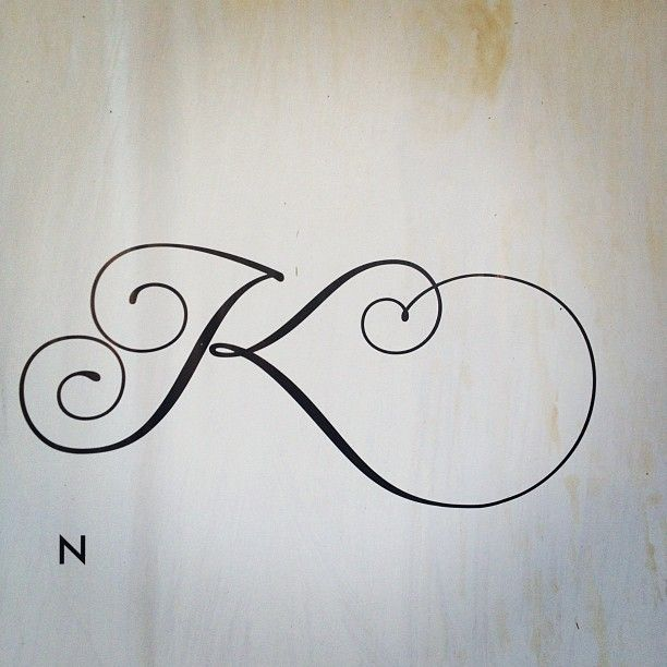 25 Best Ideas About Letter K Tattoo On Pinterest Tattoo Ideas And Designs