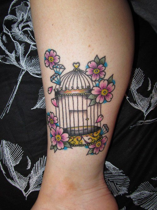 Birdcage Tattoo Tattoo Tattoos Ink Tattoos Art Ideas And Designs