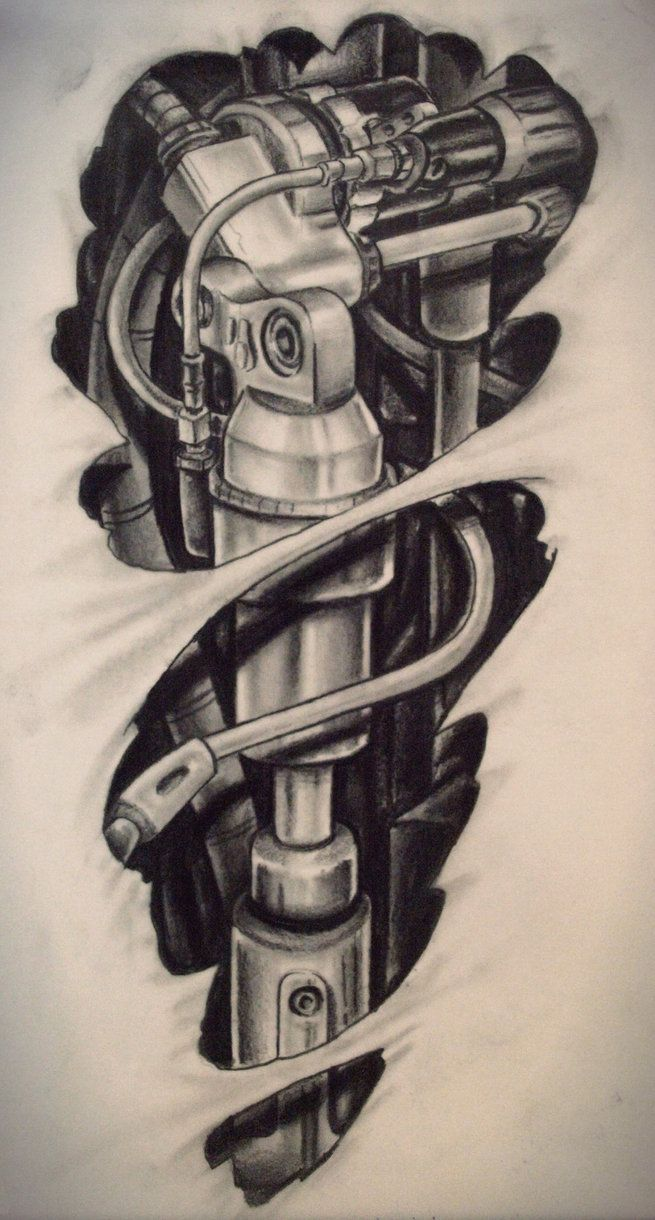 25 Best Ideas About Biomechanical Tattoo Design On Ideas And Designs